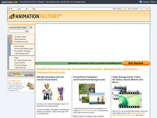 PowerPoint Templates for Presentations  Animation Factory